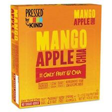 KIND Pressed Mango Apple Chia Fruit Bars (24201)