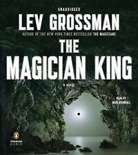 The Magician King by Lev Grossman (2011, CD)