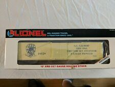 NEW LIONEL 6-19529 A.C. Gilbert Wood Reefer in Original Box