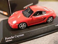 1/64 Minichamps Porsche Cayman rot 640065620