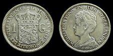 Netherlands - 1 Gulden 1916