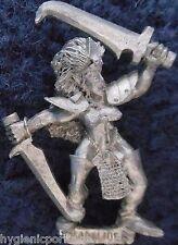 1995 DARK ELF WITCH 4 Citadel Marauder elven army drow Warrior warhammer AD&D GW