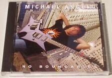 Michael ANGELO  No boundaries