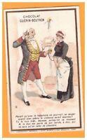 IMAGE CHOCOLAT GUERIN BOUTRON / TELEPHONE / VALET de CHAMBRE & FEMME de MENAGE