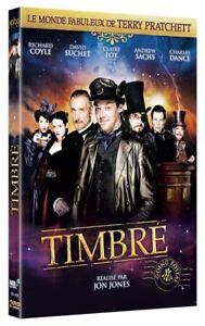 Timbre (Going Postal) - Richard Koyle, David Suched, Jon Jones NEW REGION 2 DVD