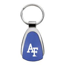 United States Air Force Academy - Teardrop Keychain - Blue