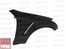 FOR G35 2DR 03-07 Infiniti 10MM Wider Seibon Carbon Fiber Fenders FF0305INFG352D