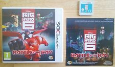 Disney Big Hero 6 Battle In The Bay - Nintendo 3DS / 2DS game - Age 7+ PAL