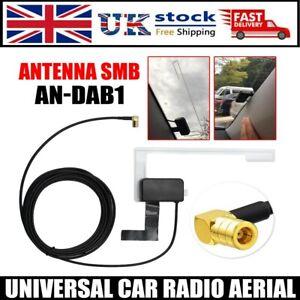 DAB Digital Aerial Antenna Glass Car Radio Mount For Universa Pioneer AN-DAB1 DT