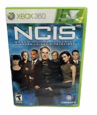 Ncis (Microsoft Xbox 360, 2011) Video Game Complete With Manual Tested Ubisoft
