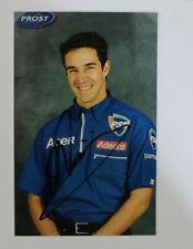 New listing F1 Original Autograph of Pedro Diniz on photo