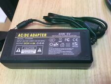 DC 5V  Power Supply Adapter 8A AC110 220V Transformer 5 Volt 8 Amps