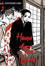 House of Five Leaves, Vol. 1-ExLibrary