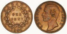 SARAWAK - 1890-H Cent - Charles Brooke, Rajah