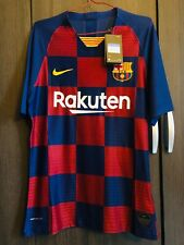 MAILLOT FOOT NIKE FCB BARCELONE 19-20 FLOCAGE MESSI TAILLE : M