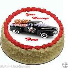 Jim Beam Bourbon Cake topper edible digital image icing  REAL FONDANT