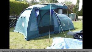 Coleman Bi Space 500 5 Berth Tent -  Used