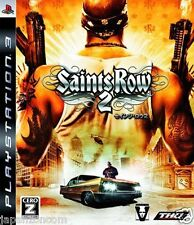 Used PS3 Saints Row 2   PLAYSTATION 3 SONY JAPAN JAPANESE IMPORT