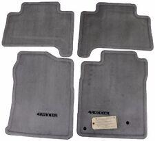2003-2009 Genuine Toyota 4Runner Carpet Floor Mats Stone Gray PT208-89030-21