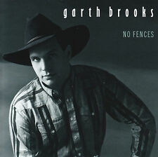 GARTH BROOKS - NO FENCES D/Remaster CD ~ 90's COUNTRY *NEW*