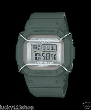 BGD-501UM-3D Green Baby-G Casio Lady Watches Resin Band Digital Brand-New 200m