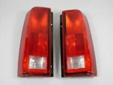 1985-2005 GMC Safari CHEVY Astro NEW BRAKE LIGHTS TAILLIGHTS TAIL LAMPS HOUSINGS
