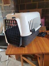 Large Plastic Pet Carrier crate