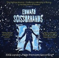 Edward Scissor Hands - Edward Scissorhands [CD]