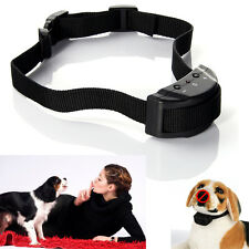 Electronic Stop Anti Bark No Barking Dog Pet Training Shock Control Collar Level