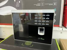 Zkteco Xface100 Face Fingerprint Identification Time Attendance Amp Access Control