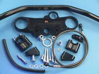 ABM Superbike Lenker-Kit Suzuki GSX-R 1000 (WVBL) | 00-02 | schwarz