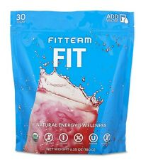 FITTEAM Fitsticks 2 pouches Brand New 60 servings Organic weight loss and Energy