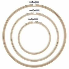 3Pcs вышивка обручи рамка из бамбука круга вышивка крестиком обруч кольцо комплект, искусство, ремесло