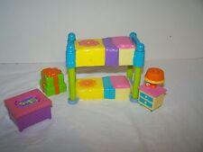 Dora Explorer Toys Talking House Twins Bedroom Furniture Accessories