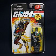 GI Joe 25th Anniversary Cobra B.A.T. Battle Android Tropper Action Figure