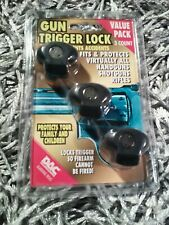 Gun Trigger Locks 3pk