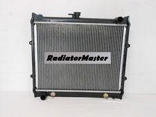 ALUMINUM RADIATOR FOR 1984-1991 TOYOTA 4-RUNNER /1986-1995 TOYOTA PICKUP L4 2.4A