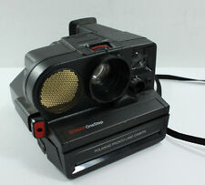Vintage Polaroid Sonar One Step Pronto Land SX-70 Camera With Strap Parts Repair
