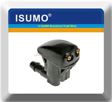 1 Kit Windshield Washer Nozzle Front L/R Dual Holes Fits Corolla Solara Tacoma &