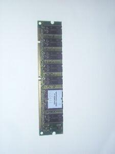 PC133 512 MB SDR RAM Module, 168-Pin, Non-ECC, 133 MHz