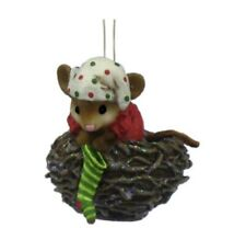 Wee Forest Folk Cozy Nest Ornament