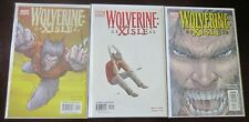 Wolverine Xisle Comics Set #1 to 5 all 5 different books 9.0 NM (2003)