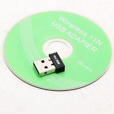 NEW Realtek RTL8188ETV USB 150M 802.11b/g/n n Wireless WiFi adapter dongle Lan