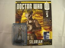 Doctor Who Figurine Collection Silurian Warrior and Magazine