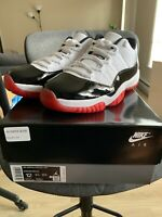 Nike Air Jordan Retro 11 Low Concord Bred Size 12 Men New With Box