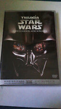 """DVD """"STAR WARS CONTENIDOS ADICIONALES"""" COMO NUEVO"""
