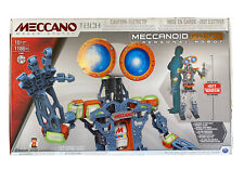 Meccano Tech Meccanoid Personal Robot G15 KS - 4 foot tall version