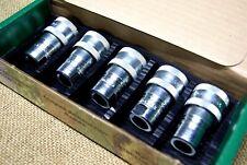 (Box of 5) Gates 6FQBADA-6FP MBK, G94021-0606DM Hydraulic Hose Quick Couplers