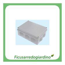 SCATOLA DERIVAZIONE CASSETTA DERIVAZIONE PASSACAVO IP55 cm 5x10x10- 126310