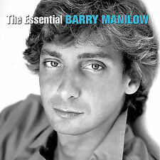 Essential Barry Manilow Brand New Sealed 2 CD set mandy write songs copacabana
